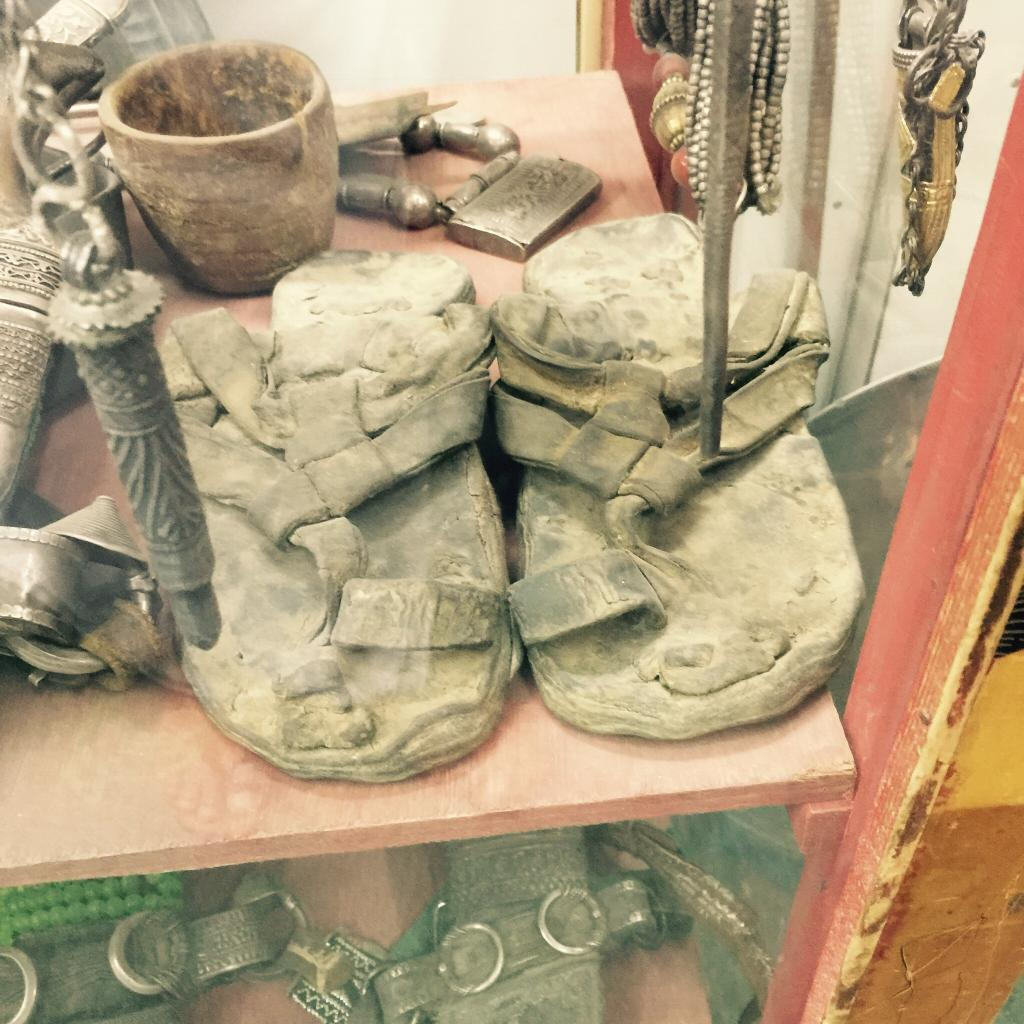 Oman Historical Collection Footwear
