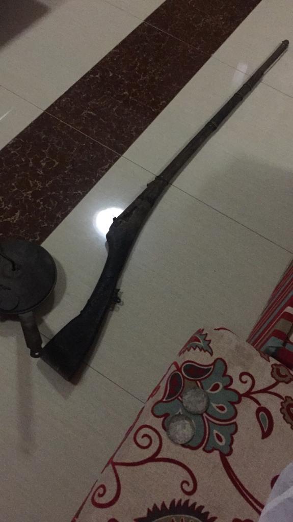 Oman Historical Collection Gun
