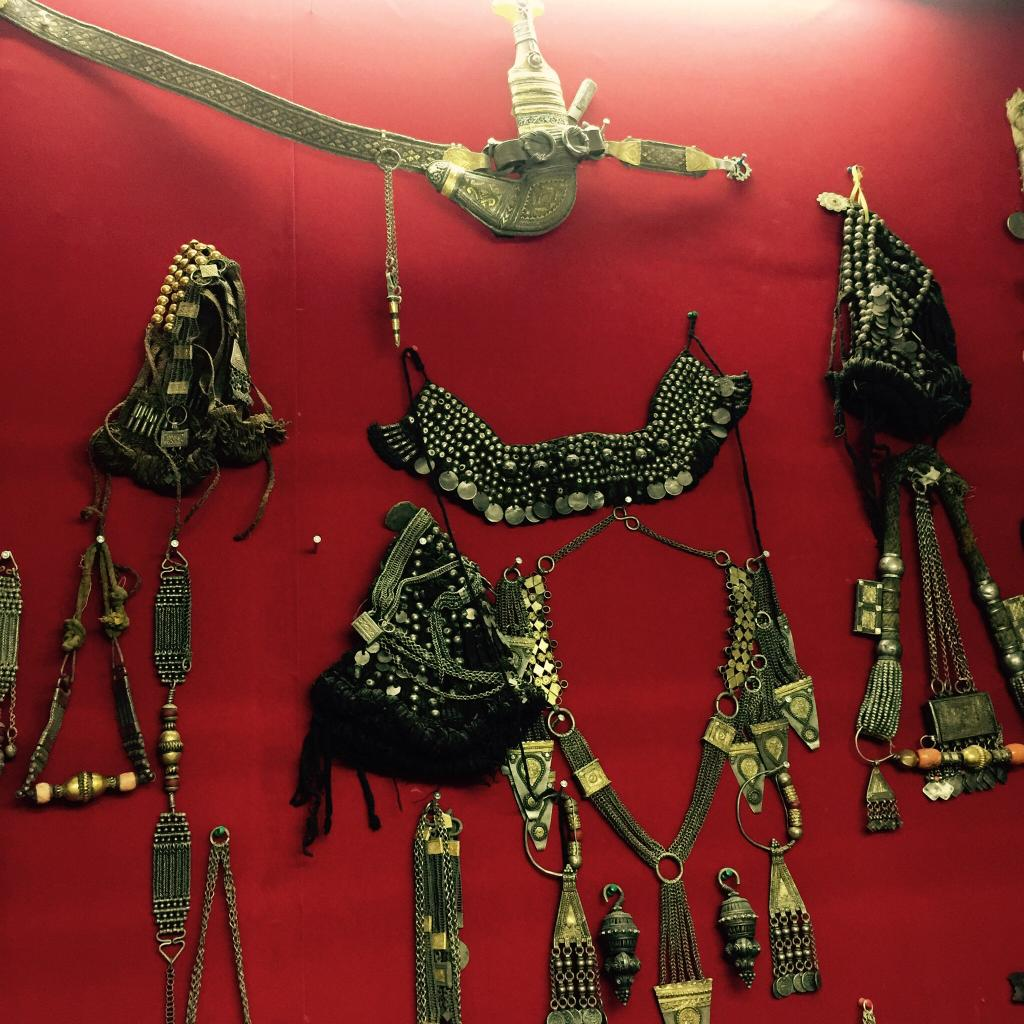 Oman Historical Collection Jewels