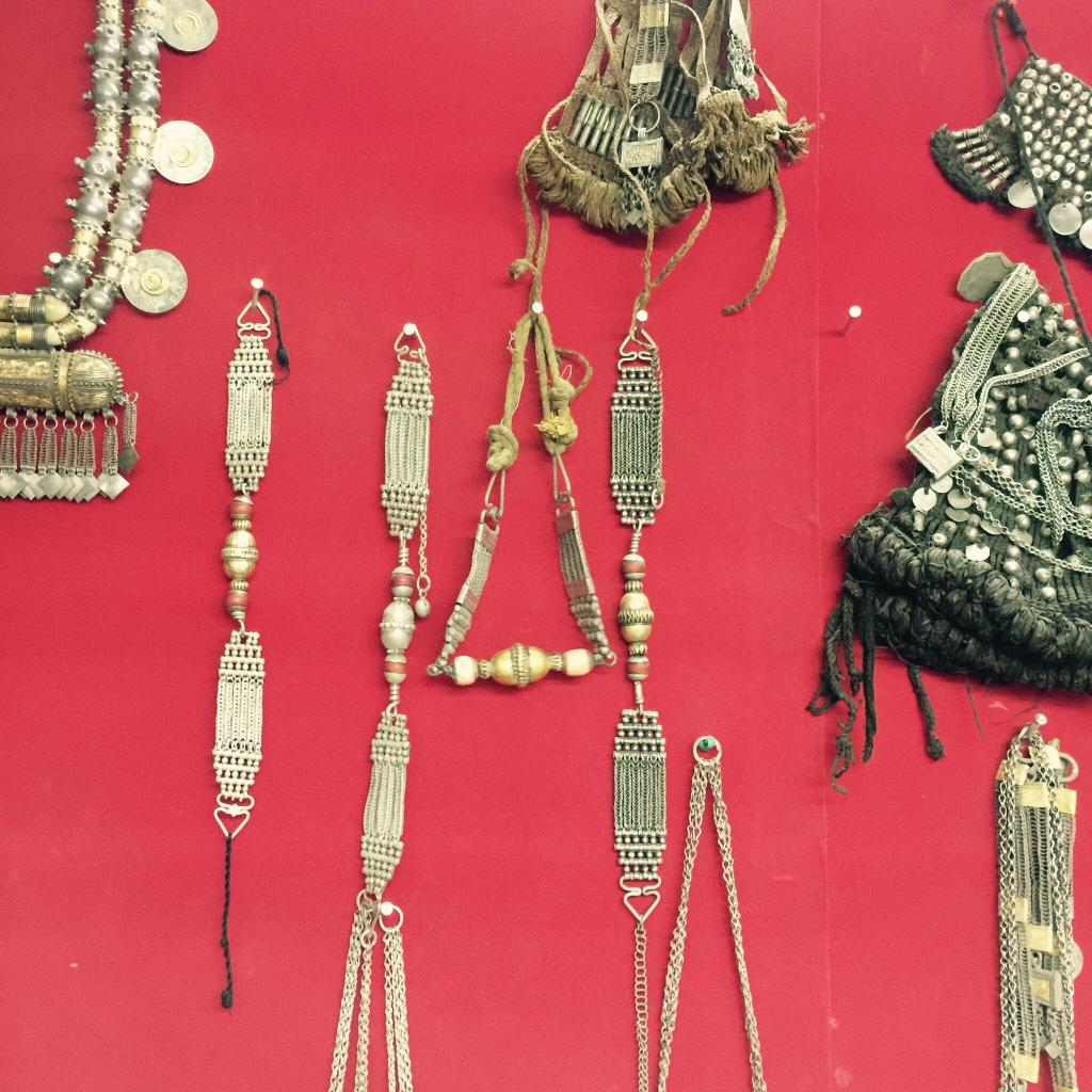 Oman Historical Collection Old Jewels