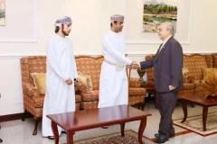 Mubarak Meeting